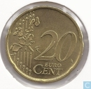 Coins - Portugal - Portugal 20 cent 2002