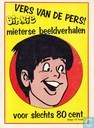 Comics - Shirley mini strip - In een van de oude kastelen