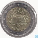 "Coins - Portugal - Portugal 2 euro 2007 ""Treaty of Rome"""
