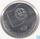 "Monnaies - Portugal - Portugal 8 euro 2006 (500 Ag) ""150th Anniversary of the First Railway in Portugal"""