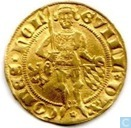 Holland gold guilder ND (1354 -1358)