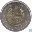 "Monnaies - Autriche - Autriche 2 euro 2009 ""10th anniversary of the European Monetary Union"""