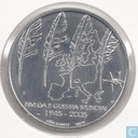 "Portugal 8 euro 2005 ""60th anniversary of the end of World War II"""