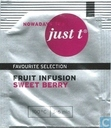 Fruit Infusion Sweet Berry