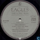 Platen en CD's - Eagles, The [USA] - The Long Run