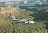 Scenic Airlines - Cessna 421