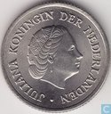 Coins - the Netherlands - Netherlands 25 cents 1951