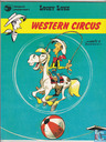 Bandes dessinées - Lucky Luke - Western Circus