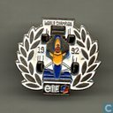 ELF F1 1992 World Champion Argent