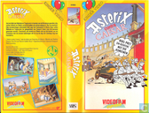 DVD / Video / Blu-ray - VHS videoband - Asterix contra Caesar