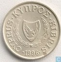 Coins - Cyprus - Cyprus 1 cent 1996