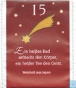 15 Adventsgruß