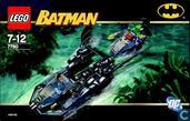 Lego 7780 The Batboat: Hunt for Killer Croc