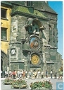 Praha, The Old Town Clock