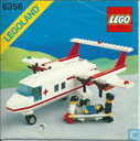 Lego 6356 Med-Star Rescue Plane