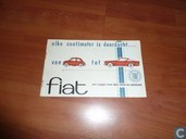 Fiat - elke centimeter is doordacht -