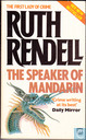 The speaker of Mandarin