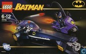 Lego 7779 The Batman Dragster: Catwoman Pursuit