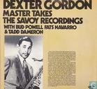 Dexter Gordon Master takes The Savoy recordings