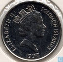 Solomon Islands 5 cents 1996