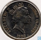 Solomon Islands 20 cents 1993