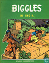 Strips - Biggles - Biggles in India