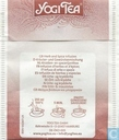 Tea bags and Tea labels - Yogi Tea® - Bedtime Rooibos Vanilla