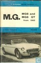 Motor Manual MGB and MGB GT from 62