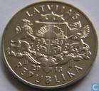 "Latvia 1 lats 2013 ""Parity coin"""