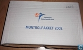Netherlands Coin roll package 2002