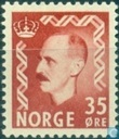 Postage Stamps - Norway - King Haakon VII