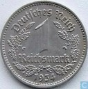 German Empire 1 reichsmark 1934 (F)