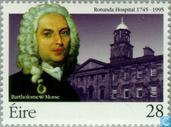 Postage Stamps - Ireland - Rotunda Hospital 250 years