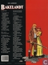Comics - Bakelandt - De pacificateur