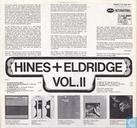 Disques vinyl et CD - Eldridge, Roy - Hines & Eldridge Vol II