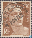 Postage Stamps - France [FRA] - Marianne (type Gandon)