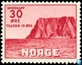 Briefmarken - Norwegen - Nordkap
