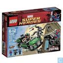 Lego 76004 Spider-Man: Spider-Cycle Chase