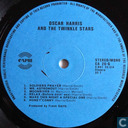 Platen en CD's - Oscar Harris & the Twinkle Stars - Oscar Harris And The Twinkle Stars