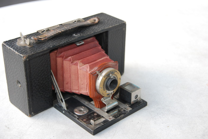 Kodak Brownie Folding no.2 Model A, 1904