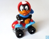 Daffy Duck sur Quad