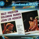 Billy Preston / Solomon Burke /John Lee Hooker