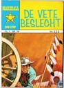 Comics - Marshall mini-strip - De vete beslecht