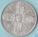 United Kingdom 1 florin 1923