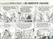 De Marathon machine