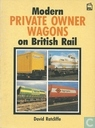 Modern Private Owner Wagons on British Rail