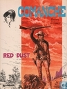 Comic Books - Comanche - Red Dust