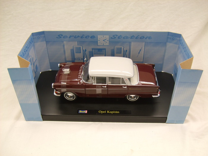 revell opel kaptain 1962 bordeaux red scale 1 18 catawiki. Black Bedroom Furniture Sets. Home Design Ideas