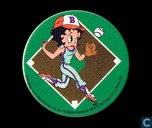 Caps and pogs - Sports Series - Baseball