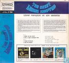 Disques vinyl et CD - Hampton, Lionel - The great Lionel Hampton